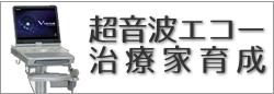 超音波エコー/治療家育成